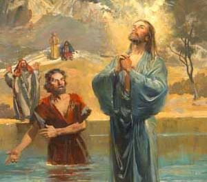 BAPTISM OF THE LORD. SUNDAY 10 JANUARY