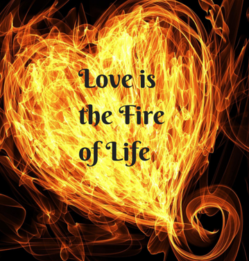 RELATIONSHIPS AND A SPARK OF GOD'S LOVE