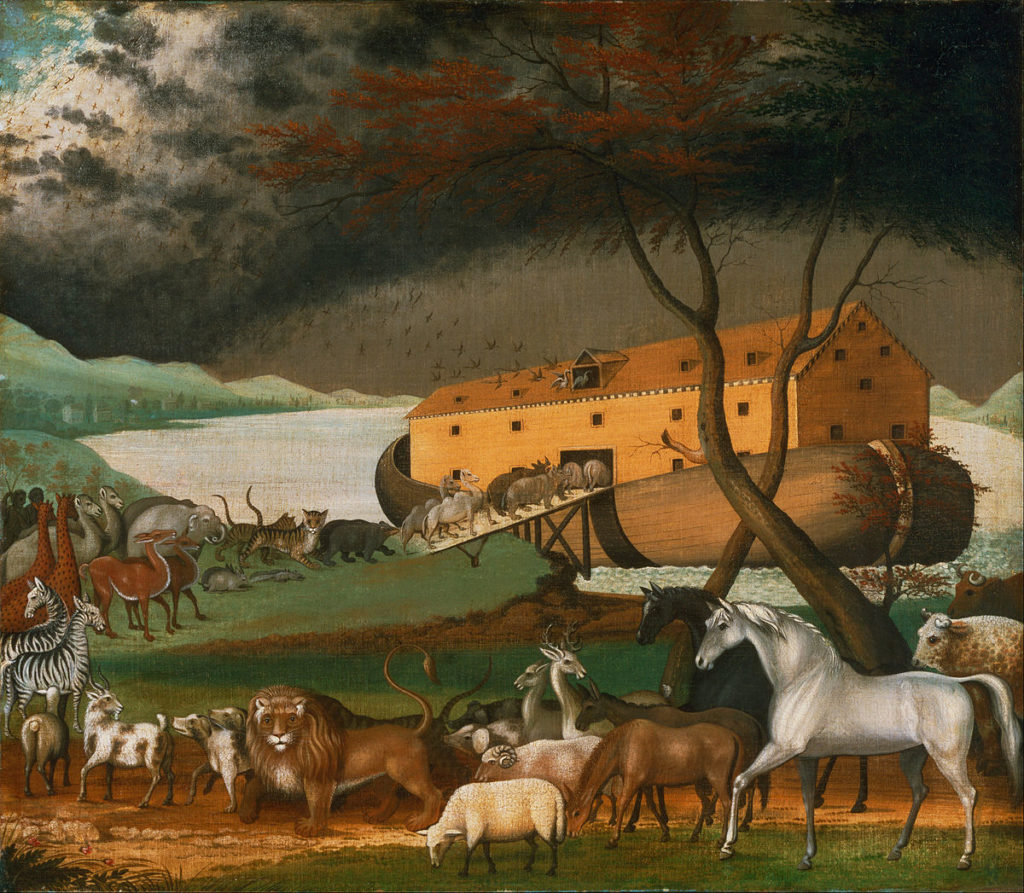 This image has an empty alt attribute; its file name is Noahs-ark-painting-1024x893.jpg
