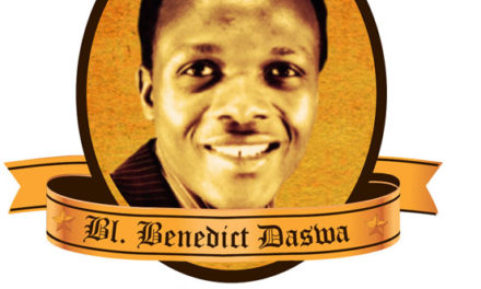 BLESSED BENEDICT DASWA, SOUTH AFRICAN MARTYR