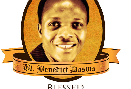 DASWA, A MARTYR FOR CHRISTIAN VALUES