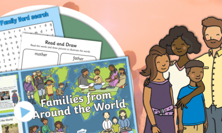 INTERNATIONAL DAY OF FAMILIES 15 MAY 2021