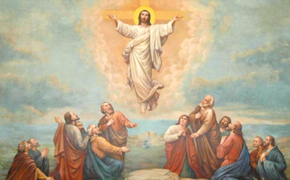 ASCENSION, WEEK OF PRAYER FOR CHRISTIAN UNITY, LAUDATO SI WEEK