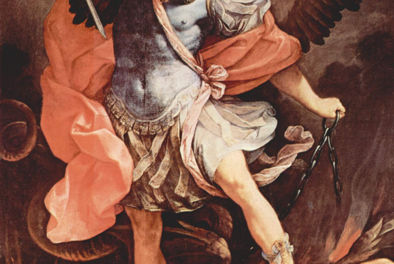 ST MICHAEL, GABRIEL, RAPHAEL ARCHANGELS.  marriage and the season of creation. week 6 day 4