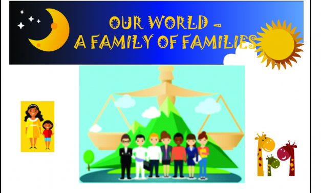 our world of families PRESENTATION